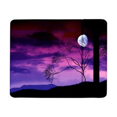 Purple Sky Samsung Galaxy Tab Pro 8.4  Flip Case