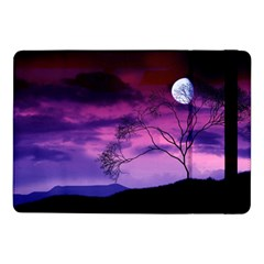 Purple Sky Samsung Galaxy Tab Pro 10.1  Flip Case