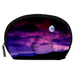 Purple Sky Accessory Pouches (Large)