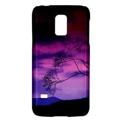 Purple Sky Galaxy S5 Mini