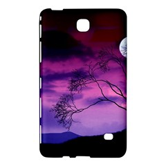Purple Sky Samsung Galaxy Tab 4 (8 ) Hardshell Case