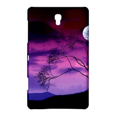 Purple Sky Samsung Galaxy Tab S (8.4 ) Hardshell Case