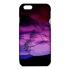 Purple Sky iPhone 6/6S TPU Case