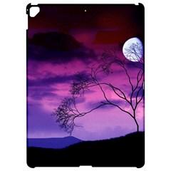 Purple Sky Apple iPad Pro 12.9   Hardshell Case