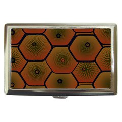Psychedelic Pattern Cigarette Money Cases
