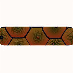 Psychedelic Pattern Large Bar Mats