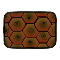 Psychedelic Pattern Netbook Case (Medium)