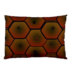 Psychedelic Pattern Pillow Case