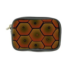 Psychedelic Pattern Coin Purse