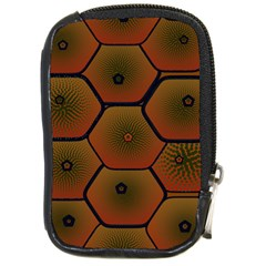 Psychedelic Pattern Compact Camera Cases