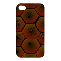 Psychedelic Pattern Apple iPhone 4/4S Hardshell Case