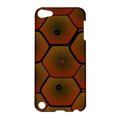 Psychedelic Pattern Apple iPod Touch 5 Hardshell Case