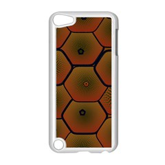 Psychedelic Pattern Apple iPod Touch 5 Case (White)