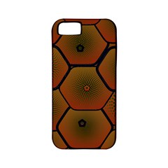 Psychedelic Pattern Apple iPhone 5 Classic Hardshell Case (PC+Silicone)