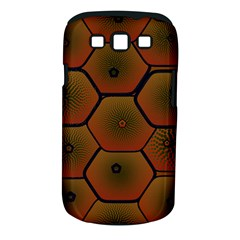 Psychedelic Pattern Samsung Galaxy S III Classic Hardshell Case (PC+Silicone)
