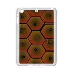 Psychedelic Pattern iPad Mini 2 Enamel Coated Cases