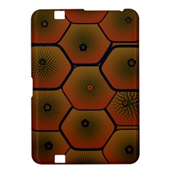 Psychedelic Pattern Kindle Fire HD 8.9