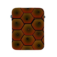 Psychedelic Pattern Apple iPad 2/3/4 Protective Soft Cases