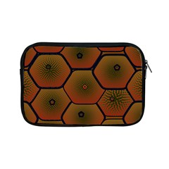 Psychedelic Pattern Apple iPad Mini Zipper Cases