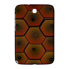 Psychedelic Pattern Samsung Galaxy Note 8.0 N5100 Hardshell Case