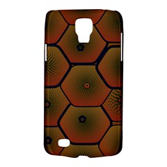 Psychedelic Pattern Galaxy S4 Active