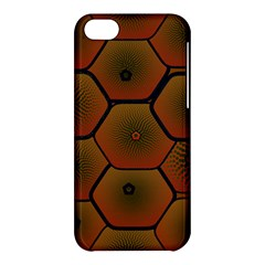 Psychedelic Pattern Apple iPhone 5C Hardshell Case