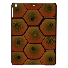 Psychedelic Pattern iPad Air Hardshell Cases