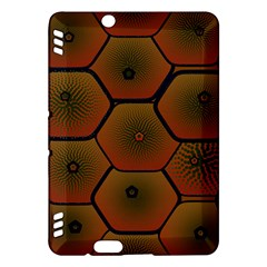 Psychedelic Pattern Kindle Fire HDX Hardshell Case