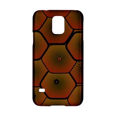 Psychedelic Pattern Samsung Galaxy S5 Hardshell Case