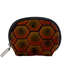 Psychedelic Pattern Accessory Pouches (Small)