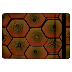 Psychedelic Pattern iPad Air Flip