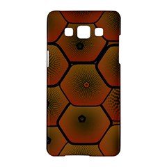 Psychedelic Pattern Samsung Galaxy A5 Hardshell Case