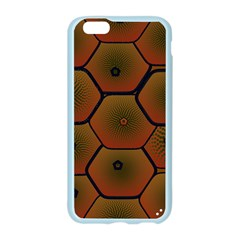 Psychedelic Pattern Apple Seamless iPhone 6/6S Case (Color)