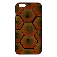 Psychedelic Pattern iPhone 6 Plus/6S Plus TPU Case