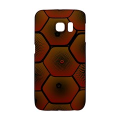 Psychedelic Pattern Galaxy S6 Edge