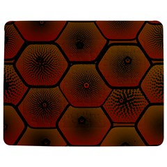 Psychedelic Pattern Jigsaw Puzzle Photo Stand (Rectangular)