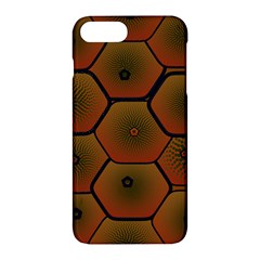 Psychedelic Pattern Apple iPhone 7 Plus Hardshell Case