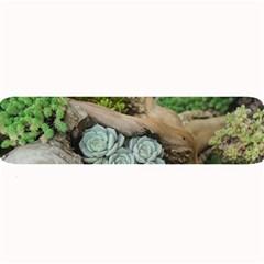 Plant Succulent Plants Flower Wood Large Bar Mats