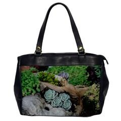 Plant Succulent Plants Flower Wood Office Handbags