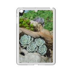 Plant Succulent Plants Flower Wood iPad Mini 2 Enamel Coated Cases
