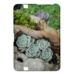 Plant Succulent Plants Flower Wood Kindle Fire HD 8.9