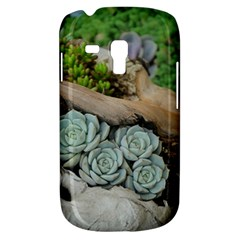 Plant Succulent Plants Flower Wood Galaxy S3 Mini