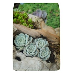 Plant Succulent Plants Flower Wood Flap Covers (S)