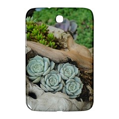 Plant Succulent Plants Flower Wood Samsung Galaxy Note 8.0 N5100 Hardshell Case