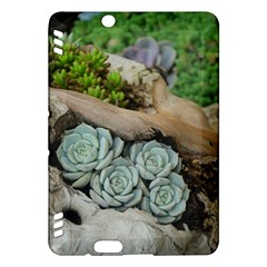 Plant Succulent Plants Flower Wood Kindle Fire HDX Hardshell Case