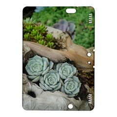 Plant Succulent Plants Flower Wood Kindle Fire HDX 8.9  Hardshell Case