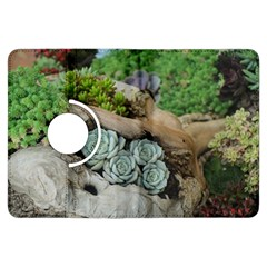Plant Succulent Plants Flower Wood Kindle Fire HDX Flip 360 Case