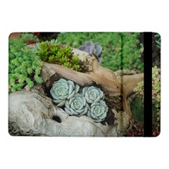 Plant Succulent Plants Flower Wood Samsung Galaxy Tab Pro 10.1  Flip Case