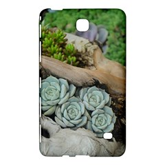 Plant Succulent Plants Flower Wood Samsung Galaxy Tab 4 (7 ) Hardshell Case
