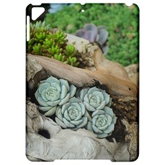 Plant Succulent Plants Flower Wood Apple iPad Pro 9.7   Hardshell Case